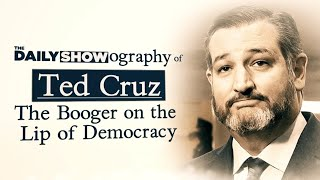 Ted Cruz: The Booger on the Lip of Democracy | The Daily Show