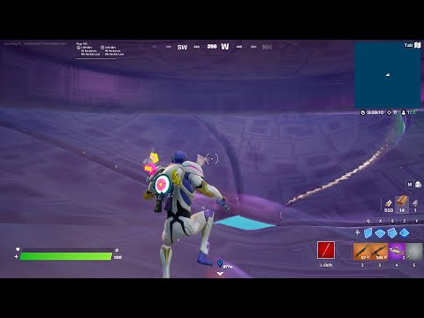 how to get inside the mothership in fortnite 😱😱