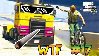 СМЕШНЫЕ МОМЕНТЫ И ФЕЙЛЫ В GTA 5 И GTA ONLINE #17 | GTA 5 & ONLINE FUNNY MOMENTS AND FAILS