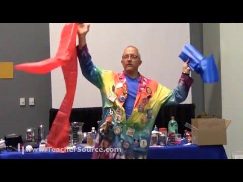 Fantastical Chemistry Demos NSTA 2016