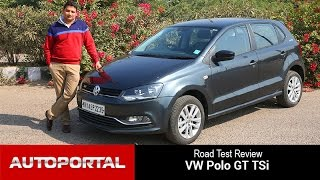 Volkswagen Polo GT TSI Test Drive Review - Autoportal