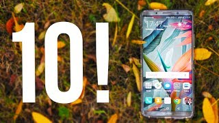 Huawei Mate 10 Pro Review – The best Smartphone 2017 ?!