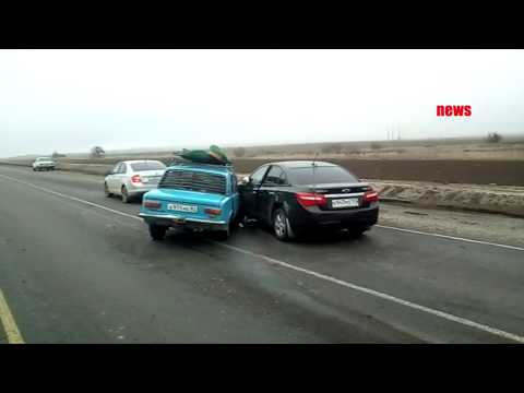 Kerch.FM: Под Керчью произошла авария, пострадали люди