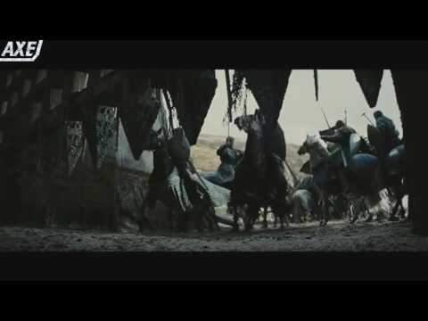 SnowWhite & The Huntsman (Beach Castle Battle Scene) HD 1080p