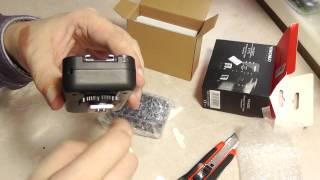 Радиосинхронизаторы Yongnuo YN 622C Canon Распаковка и проверка на Nikon