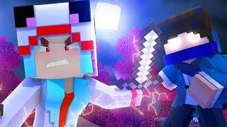 Best of Hacker vs Herobrine + Rage Girl Song (Top Minecraft Songs)