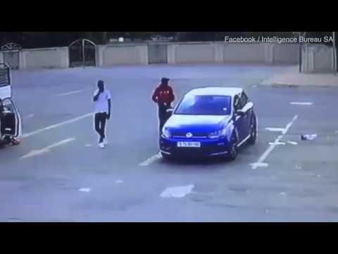 South African Man Is Shot Dead In Cold Blood During Carjacking