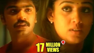 Repeat youtube video Vallabha Movie || Simbhu & Nayanatara Love Scene || Simbhu, Nayanatara