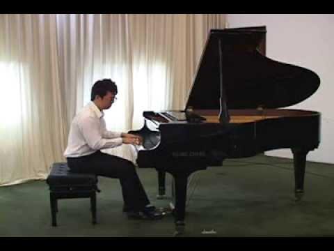 Yo Han Kim -  Wheaton Music Conservatory Piano Audition