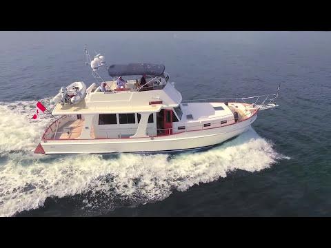 Grand Banks 47EU _Calibre Yacht Sales