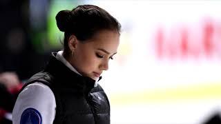 Поздравляю Этери Георгиевну заслуженно Алина Загитова порадовалась победе Тутберидзе на ISU