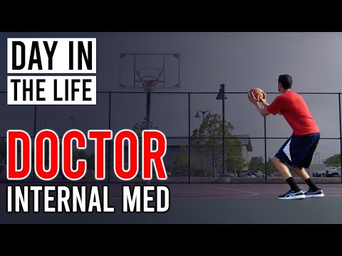 Day In The Life Of A Doctor - Internal Medicine Toxicology