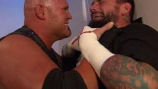 SmackDown: Luke Gallows roughs up CM Punk