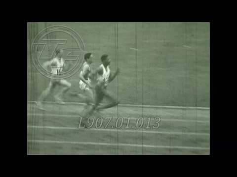 London 1948 [MAL WHITFIELD] 800m (Amateur Footage)