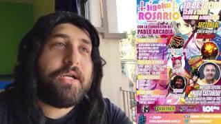 NOS VAMO A ROSARIO!!! | 10 DE JULIO JIGOKU EN ROSARIO