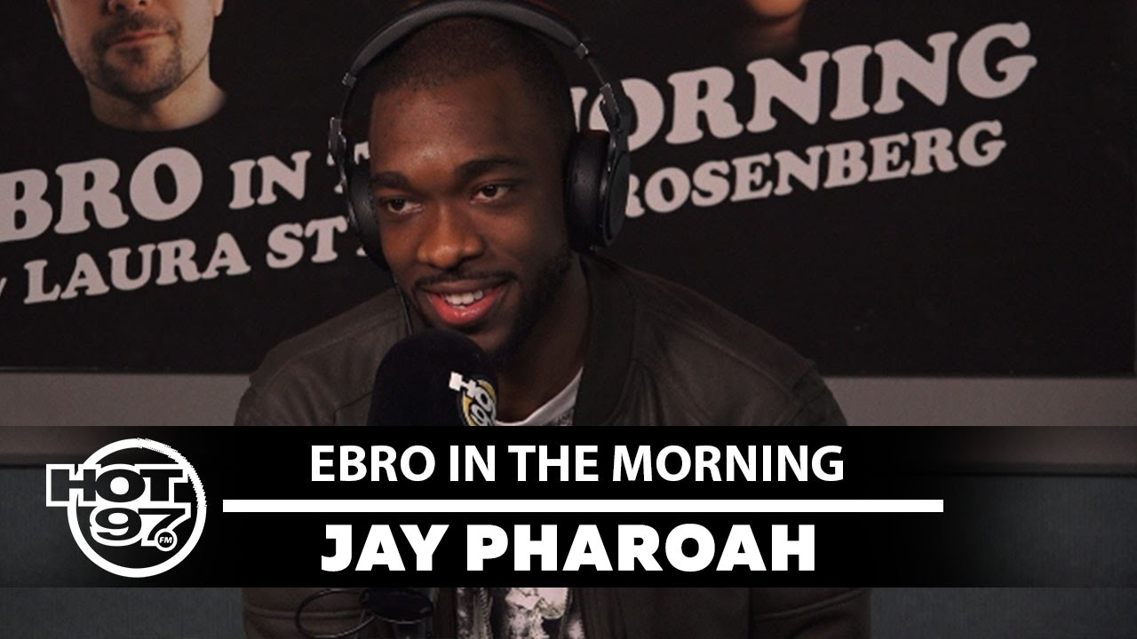 Jay Pharaoh Reveals Why He Was Fired From SNL & Remembers Charlie Murphy