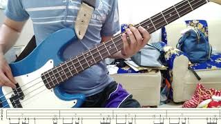 Dahan By December Avenue Bass Cover with Tabs.mp3