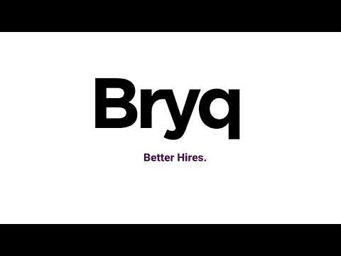 One minute introduction to Bryq