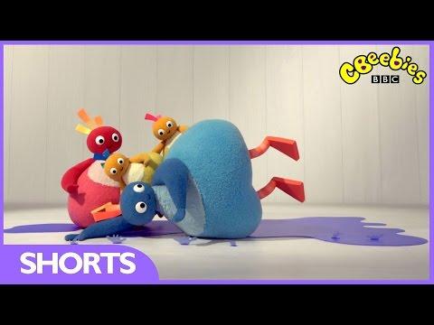 Twirlywoos: Getting Wet - CBeebies