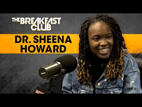 Dr. Sheena Howard Discusses The Rise Of Black Female Writers, Her Comic Series & More