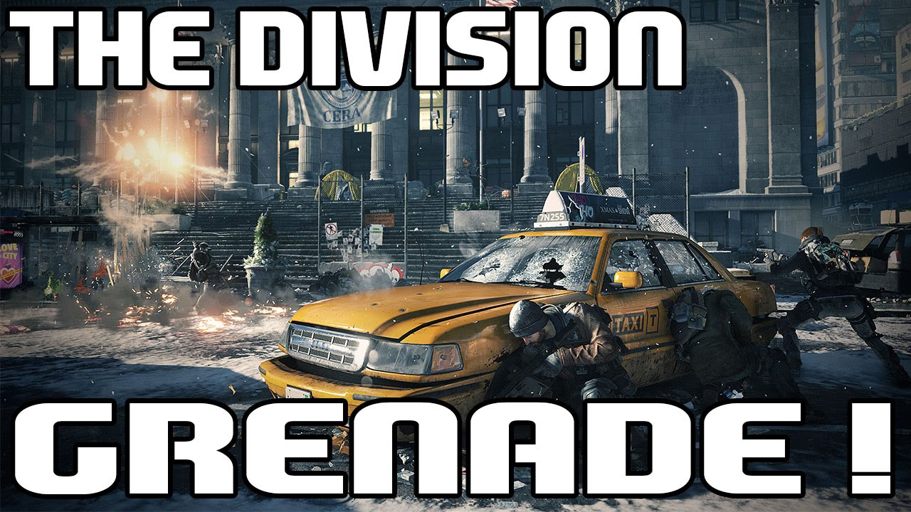maxresdefault the division attention grenade ! youtube,The Division Memes