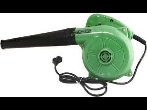 Cheston electric Air  blower (Cheston CHB-20 ) to clean house and remove dust