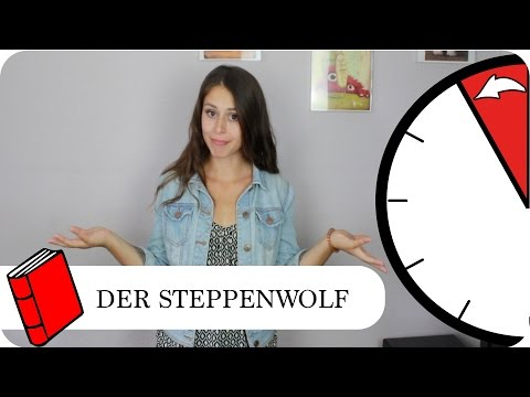 Der Steppenwolf YouTube Hörbuch Trailer auf Deutsch