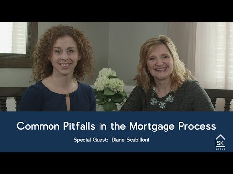 Common Mortgage Pitfalls with Special Guest Diane Scabilloni