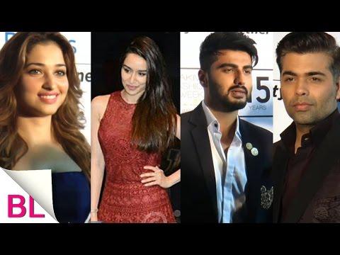 Ranbir, Arjun, Shraddha Kapoor at Lakme Fashion Week 2015