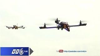 Chiếc Flying Cam tự chế đầu tiên tại Hà Nội | VTC