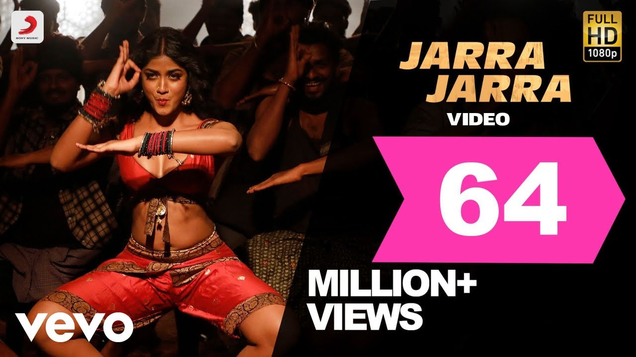 Download Gaddalakonda Ganesh (Valmiki) - Jarra Jarra Video   Varun Tej, Atharvaa   Mickey J Meyer
