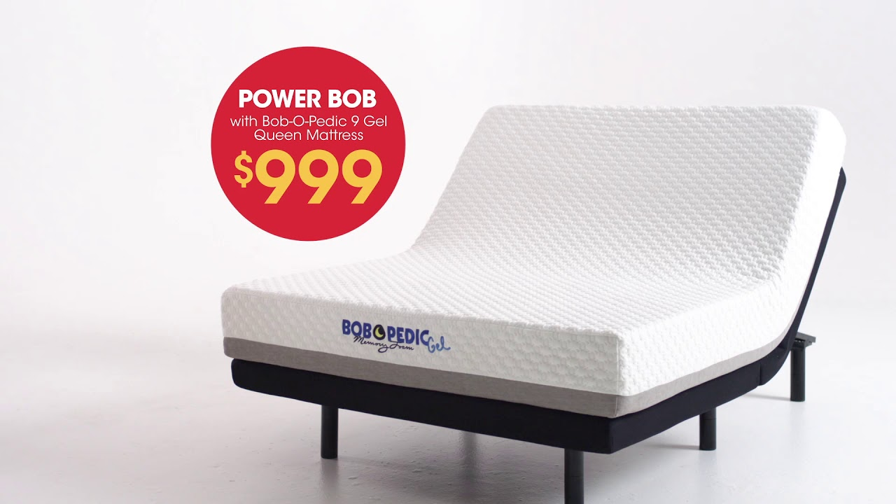 Bob With O Pedic 9 Gel Mattress S Furniture