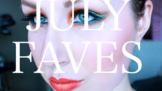 TAG: JULY FAVES 2014! Thumbnail