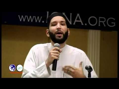 "Sheffield Hallam University ISOC - ""Laws Of Love"" (Sheikh Omar Suleiman)"