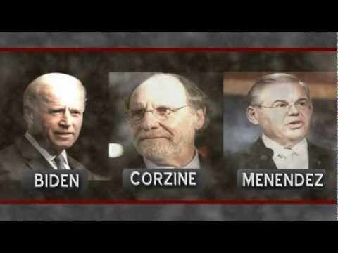 Joe Biden and Bob Menendez