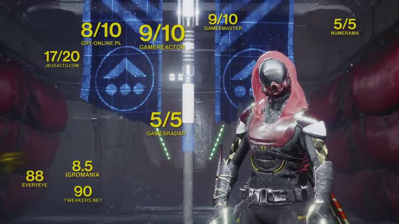 video Destiny 2 – PS4