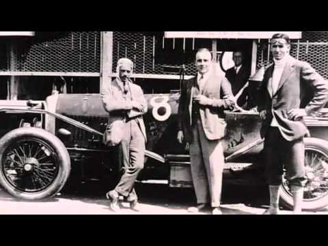 Car Racing 1920-1930 (Bentley, Mercedes-Benz)