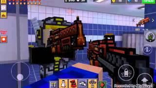 Pixel gun gun review of the shoot gun