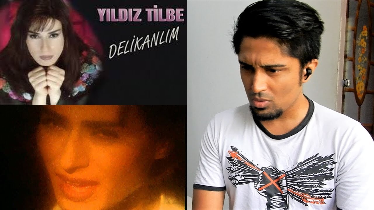 Yıldız Tilbe - Delikanlım (Official Video) REACTION