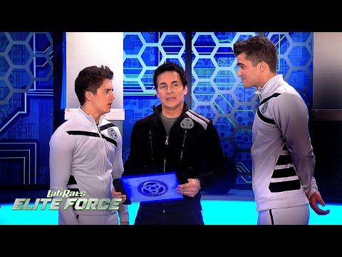 Chase Vs Adam's Final Challenge | Lab Rats | Disney XD