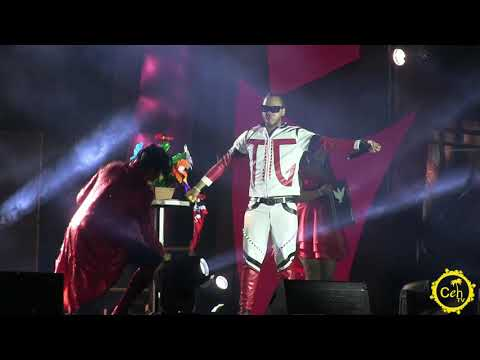 Trinidad Ghost Performing At ISM Finals 2020