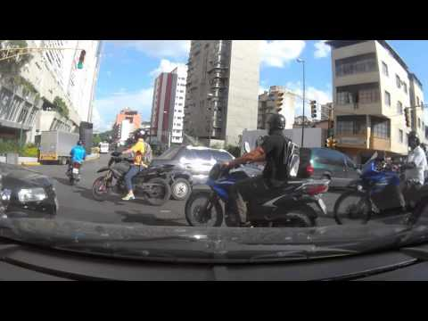 Drive in Caracas, Venezuela - EP4