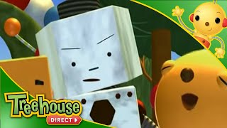 Rolie Polie Olie - Widget Watchers / Shippin' And Receivin' / The Best-Est Field Trip Of All - Ep.63