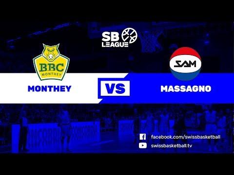 SB League - Day 6: Monthey vs. Massagno