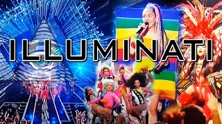 vuclip MTV ILLUMINATI VMAs 2015 Programming EXPOSED!!! - Miley Cyrus KALI Symbolism