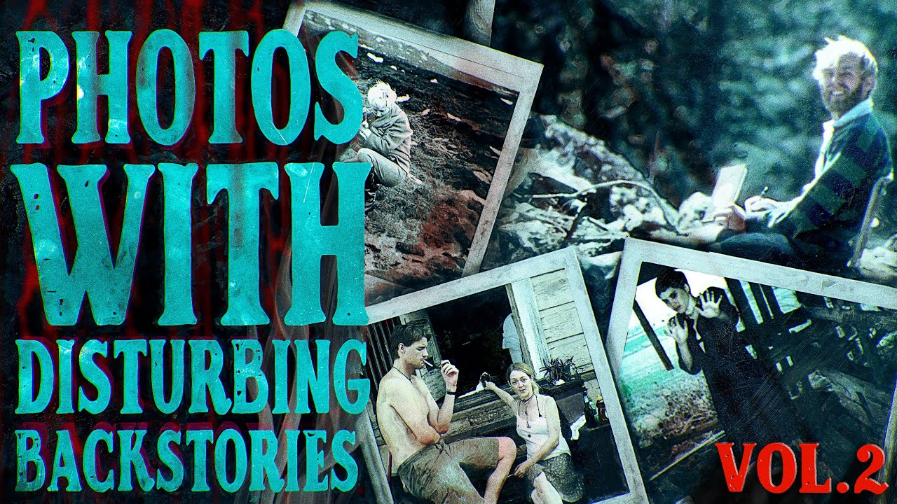Download 10 Real Creepy PHOTOS With Scary BACKSTORIES (Vol. 2)