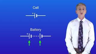 GCSE Physics (9-1) Potential difference from batteries