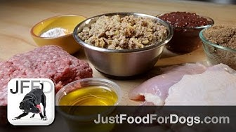 Support Diets For Dogs: Kidney & Liver Support | JustFoodForDogs