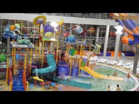 Аквапарк Терминал в Броварах: что нам понравилось.