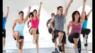 Latin Dance Aerobic Workout - 30 Minutes Cardio Dance Class For Beginners To Lose Weight